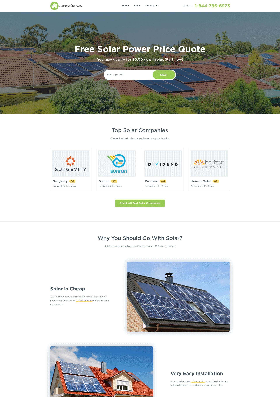 Comparison / Reviews Application - Pie-Solutions